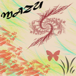 MAZU - Eye To The Future Ear To The Past (Front Cover)