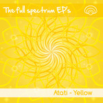 ATATI - The Full Spectrum EP's - Yellow (Front Cover)