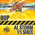 AL STORM vs SHUXX - Bop! (Front Cover)