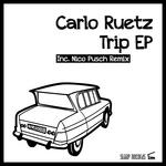 RUETZ, Carlo - Trip EP (Back Cover)