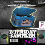 VARIOUS - Birthday Sampler Part 3 (Front Cover)
