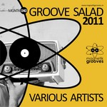 VARIOUS - Groove Salad 2011 (Front Cover)