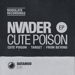 NVADER - Cute Poison EP (Front Cover)