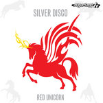 SILVER DISCO - Red Unicorn (Front Cover)