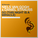 VAN GOGH, Niels/DANIEL STRAUSS - Go (This Night Is A Miracle) (Front Cover)