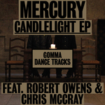 MERCURY - Candlelight EP (Front Cover)