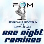 RIVERA, Jordan feat NEO-RAH - One Night (Front Cover)