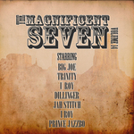 VARIOUS - Magnificent Seven Vol 15 (Front Cover)