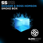 NOGGER/ROSS HOMSON - Smoke Box (Front Cover)