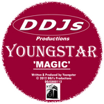 YOUNGSTAR - Magic (Front Cover)
