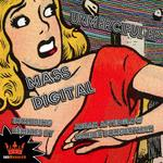 MASS DIGITAL - Unmerciful EP (Front Cover)
