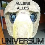 PAVOLA - Alleine Alles Universum (Front Cover)