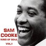 COOKE, Sam - King Of Soul Volume 1 (Front Cover)