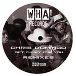 DOMINGO, Chris - Get Funky For You (Front Cover)