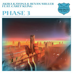 KAYOSA, Akira/BEVAN MILLER feat CARLY KLING - Phase 3 (Front Cover)
