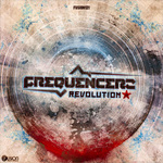 FREQUENCERZ - Revolution (Front Cover)