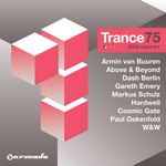 VARIOUS - Trance 75 2012 Vol 1 (unmixed tracks) (Front Cover)