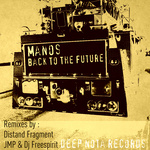 MANOS - Back To The Future (Front Cover)