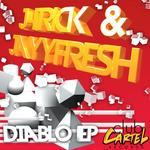 J-TRICK/JAYFRESH - Diablo EP (Front Cover)