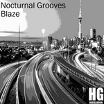 BLAZE - Nocturnal Grooves (Front Cover)