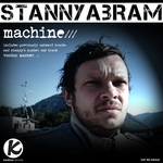 ABRAM, Stanny - Machine (Front Cover)