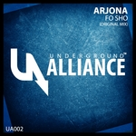 ARJONA - Fo Sho (Front Cover)