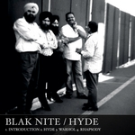 BLAK NITE - Hyde (Front Cover)