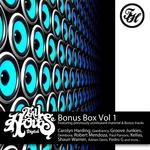 VARIOUS - Bonus Box Vol 1 (Front Cover)