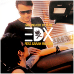 EDX feat SARAH McLEOD - Falling Out Of Love (Front Cover)