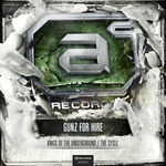 GUNZ FOR HIRE - A2 Records 027 (Front Cover)