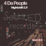 4 DA PEOPLE - Nightshift (Front Cover)