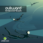 OUTWARD - First Contact Album (Front Cover)