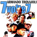 TROVAJOLI, Armando - 7 Volte 7 (Front Cover)
