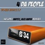 4 DA PEOPLE - Epoque Nightz EP (Front Cover)