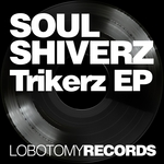 SOULSHIVERZ - Trikerz EP (Front Cover)