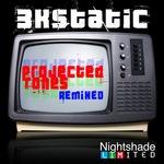 3KSTATIC - Projected Tones Remixed (Front Cover)