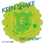 KEEN SNAKE - Did I Know (Front Cover)