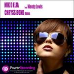 ELIA, Mik D feat WENDY LEWIS - Better (Back Cover)