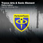 TRANCE ARTS/SONIC ELEMENT - Reformation (Front Cover)