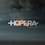 HOPERA - The Rising (Front Cover)