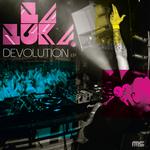 LA LUKA/CHAMBER - Devolution EP (Front Cover)