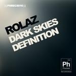 ROLAZ - Dark Skies (Front Cover)