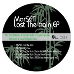 MARSET - Lost The Train EP (Front Cover)