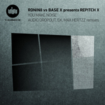 RONIN8 vs BASE X presents REPITCH X - You Make Noise (Front Cover)