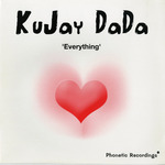 KUJAY DADA - Everything (Front Cover)