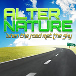 ALTER NATURE/VIBRASPHERE - When The Road Met The Sky (Front Cover)