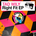 TAD WILY - Right Fit EP (Front Cover)