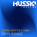 BARONE, Andrea/GIAVA - Simulated EP (Front Cover)