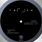 GAS FR - Greed EP (Front Cover)