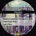 HEIDO - Touch The Future (Front Cover)